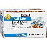 Kirkland Signature Expect More Trail Mix Snack Packs 2 oz, 28 count