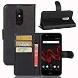 Lapinette Wallet Case Cover for Wiko View - XL - White -