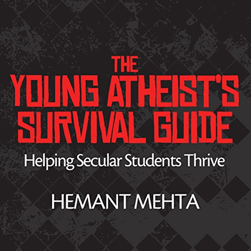 The Young Atheist's Survival Guide audiobook cover art