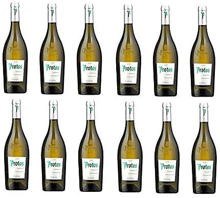 Protos Verdejo - Vino Blanco- 12 Botellas