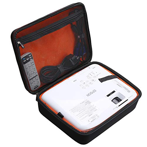 Mchoi Hard Portable Case Fit for Epson VS250 SVGA HDMI 3LCD Projector(Case Only)