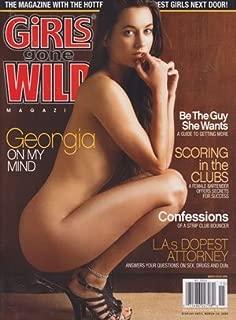Girls Gone Wild March 2009 Adult Magazine