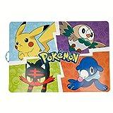 Pokemon Stor 06819 - Tovaglietta americana