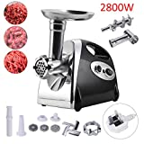 KINGSAID 2800W Electric Meat Grinder and Sausage Maker