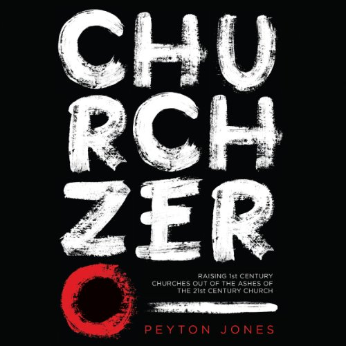 Church Zero audiobook cover art