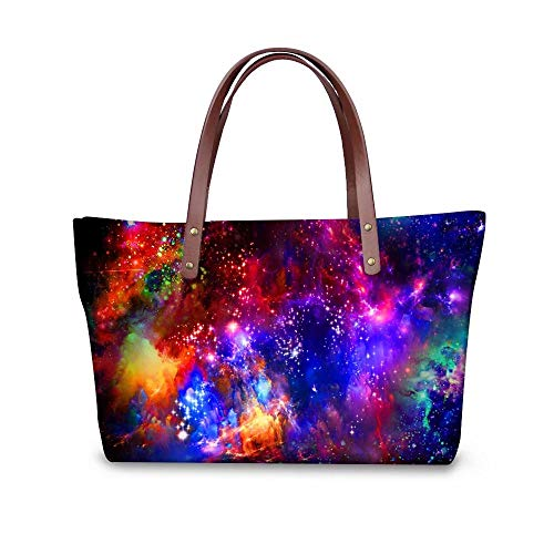 chaqlin , Damen Tote-Tasche Einheitsgröße, Galaxy-4 - Größe: Einheitsgröße