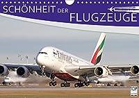 Schoenheit der Flugzeuge (Wandkalender 2021 DIN A4 quer): Beeindruckende Fotos von Flugzeugen mit vielen verschiedenen Lichtstimmungen und aus zahlreichen Perspektiven. (Monatskalender, 14 Seiten )