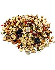 Copos de Verdura y Fruta Deshidratadas para Perros (800g) | Sin Cereales | 100% Natural | Ideal para Dietas Caseras o Barf | Lo Mejor de la Huerta