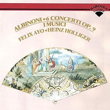 Albinoni: 6 Concerti from Op. 9