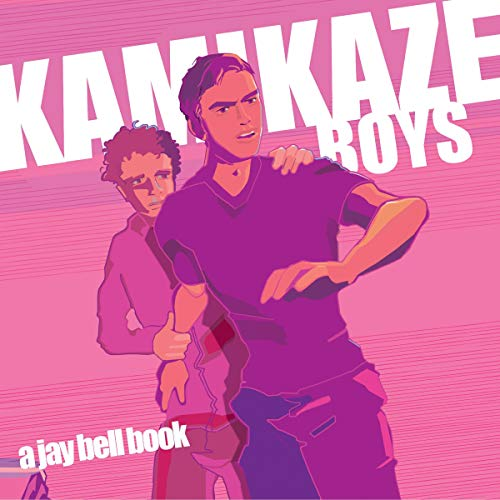 Kamikaze Boys cover art