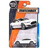 Matchbox 2017 MBX Adventure City Tesla Model S 26/125, White