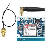 SIM800L Modul, GSM GPRS SMS mit Antennenersatz für SIM900A IPX Interface Gold Plated Board