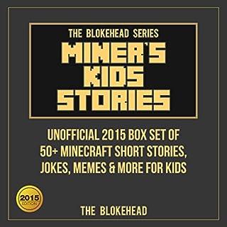 Miner's Kids Stories audiobook cover art