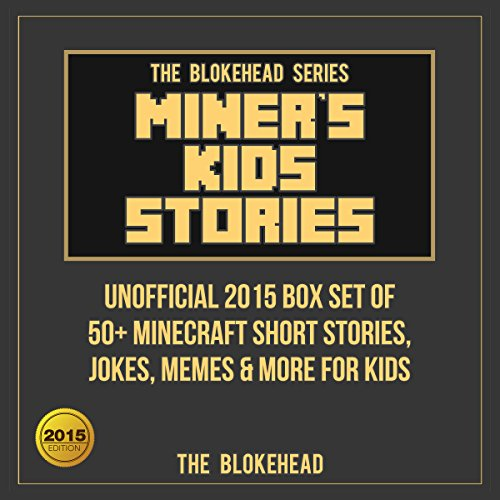 Miner's Kids Stories cover art