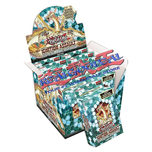 YuGiOh Ignition Assault Special Edition Display Box presale