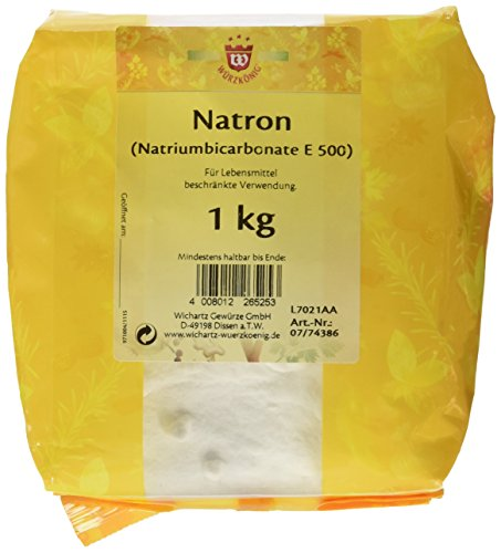 Wichartz Würzkönig Natron, 6er Pack (6 x 1 kg)