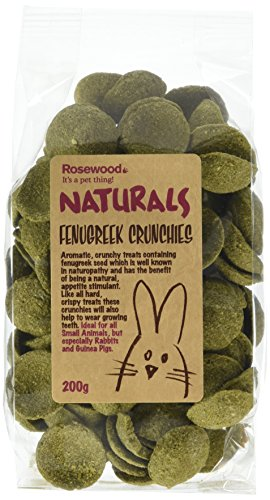 Rosewood Pet 1 Pouch Fenugreek Crunchies Food For...