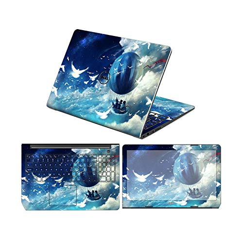 Laptop Skins for DELL G3-3500 G5-5500 G7-7500 Print Cover PVC Laptop Stickers Decal-X0264-For DELL G7-7590