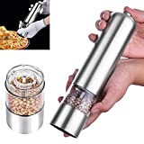 Electric Pepper Mills Review and Comparison