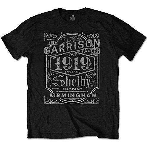 Sconosciuto Unknown - T-Shirt - Uomo Nero L