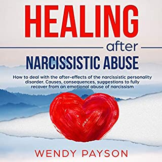 Healing After Narcissistic Abuse cover art