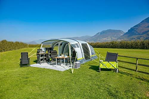 BRUNNER Paraiso 5/6 Familienzelt 2021 Camping-Zelt