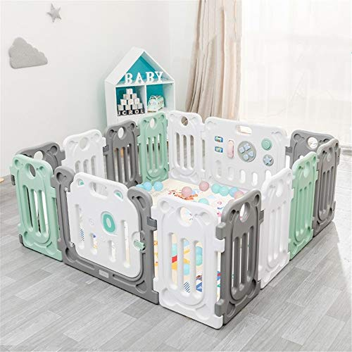 Lowest Price! TAESOUW-Accessories Safety Play Playpen Anti-Skid Baby Baby Playpen Kids Activity Cent...