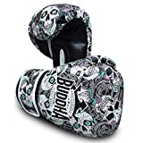 Buddha Fight Wear Guantes de Boxeo Mexican Premium Negros