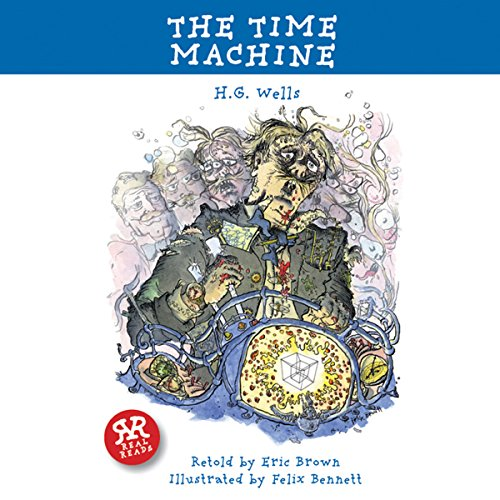 The Time Machine (Adaptation) audiobook cover art