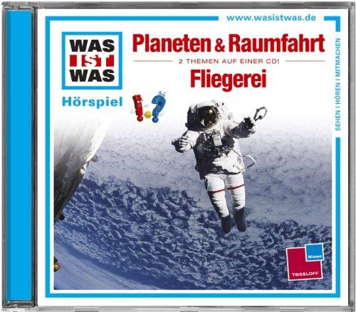 WAS IST WAS, Folge 5: Planeten & Raumfahrt/ Fliegerei