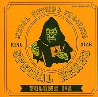 mf doom special herbs vol 1 songs