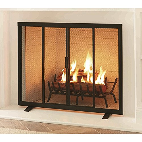 Modern Fireplace Screens Amazon Com