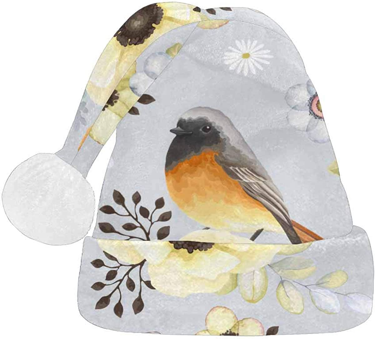 InterestPrint Christmas Fashionable Cheap super special price Santa Hat Adults Design Fashion for