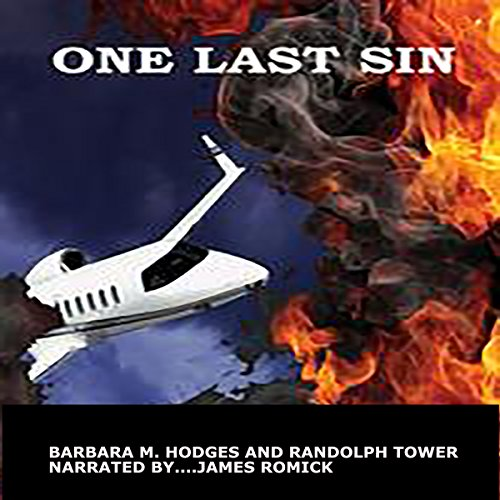 One Last Sin audiobook cover art