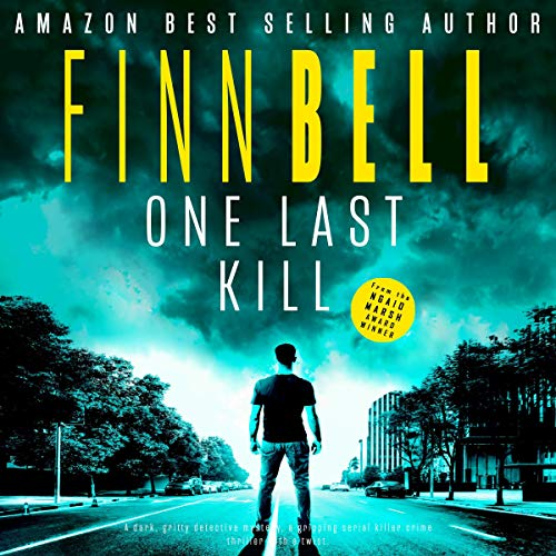 One Last Kill audiobook cover art