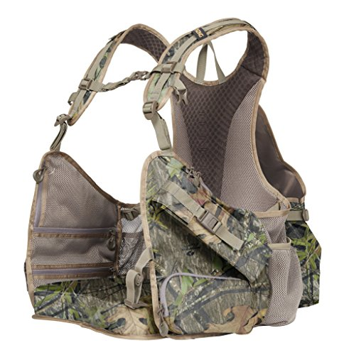TENZING TZ TV18 Turkey Vest, Mossy Oak Obsession, One Size