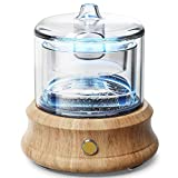 Glass Essential Oil Diffuser Humidifier, Glass Water...