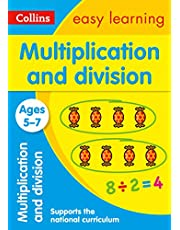 Multiplication and Division Ages 5-7: Ideal for Home Learning