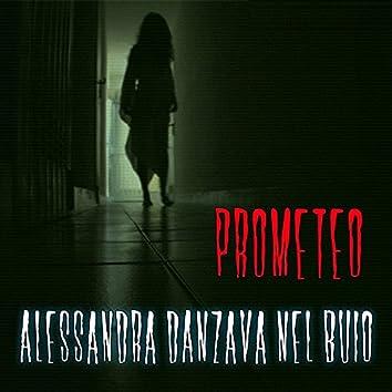 Alessandra danzava nel buio