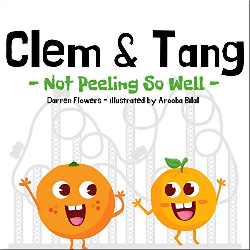 Clem & Tang - Not Peeling So Well Titelbild