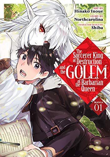 The Sorcerer King of Destruction and the Golem of the Barbarian Queen Vol. 1 (English Edition)