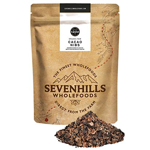 sevenhills wholefoods Roh Kakaonibs Bio Bild