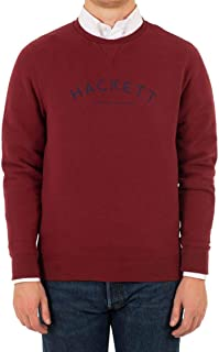 Hackett London Wine Mr Clasc Crew Neck HM580613