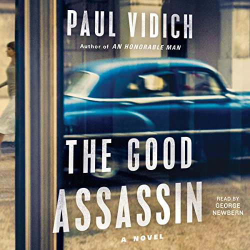 The Good Assassin audiobook cover art