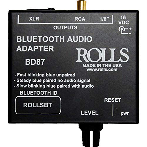 %34 OFF! ROLLS Bluetooth Audio Adapter