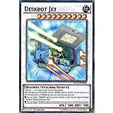 YU-GI-OH! - Deskbot Jet (DOCS-EN049) - Dimension of Chaos - 1st Edition - Common