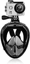 Full Face Detachable Dry Snorkeling Diving Mask Summer Swimming Training Scuba Anti-fog Under Water Snokel