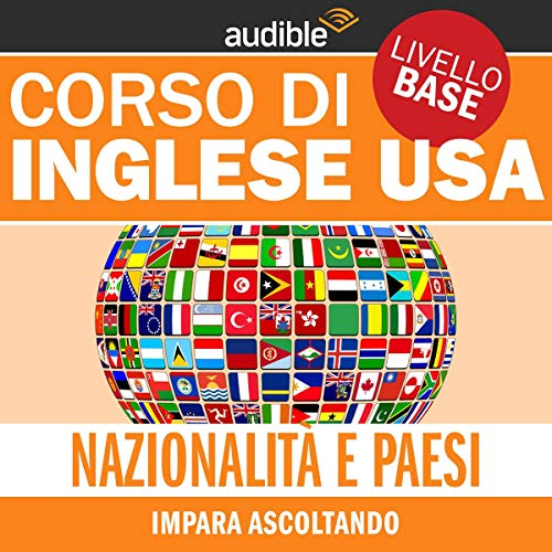 Nazionalità e Paesi (Impara ascoltando) copertina