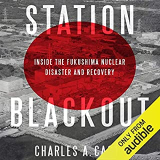 Station Blackout audiobook cover art