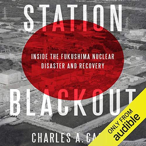Station Blackout audiobook cover art